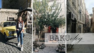 BAKU vlog / Баку. Азербайджан.
