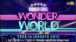 Download Video Wonder Girls KiOSTiX TVC MP3 3GP MP4