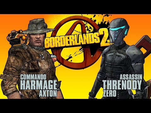 Let's play Borderlands 2 co-op  Campaign (w/ Threnody) Part 160