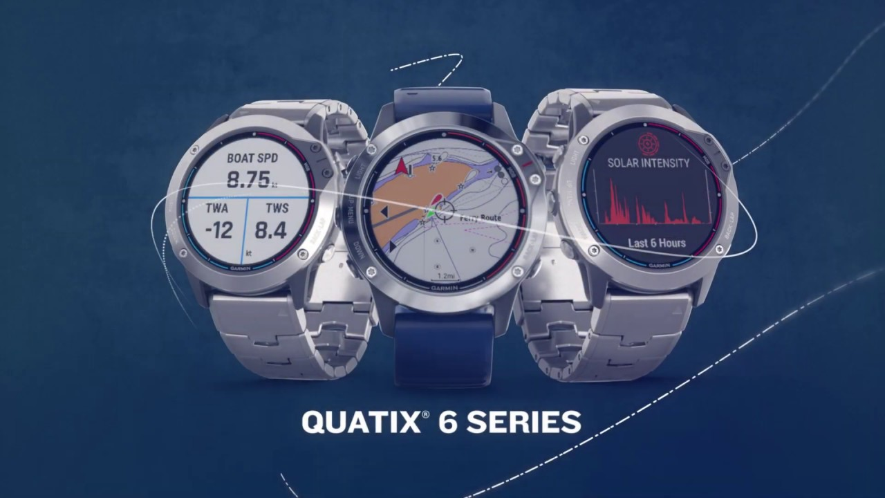 Garmin quatix 6