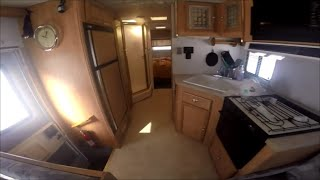 Replacing RV Light-bulbs with LED's & a Surprise!