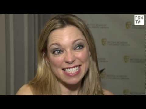 Sarah Alexander Backstage Interview BAFTA Children's Awards 2012