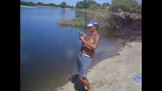 ловля сазана на Ахтубе(, 2014-08-05T13:02:13.000Z)