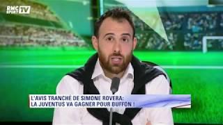 Pourquoi la Juve va gagner la Ligue des champions… selon Simone Rovera
