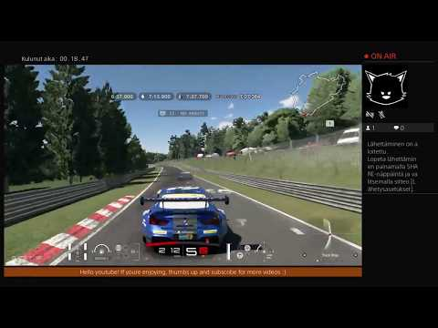 Gran Turismo Sport: 11# Nürburgring Nordschleife, 1 Lap Challenge (SILVER, 1 Sec From Gold