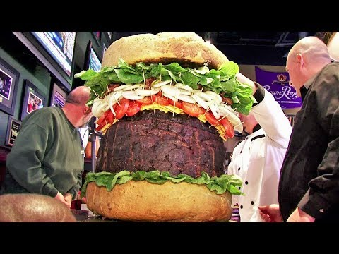 INSANE World Records For Food