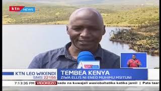 Watalii wanaozuru Mlima Kenya kupitia Kaunti ya Meru | TEMBEA KENYA