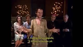 O Auto da compadecida - João Grilo cantando Legendado