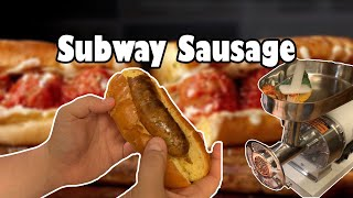 Subway Sausage: Special YouTube Celebrity Edition