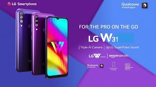 LG W31 official First look, Price, Specification, Camera Full Review In Hindi