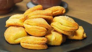 Творожное печенье. Рецепт от Всегда Вкусно!