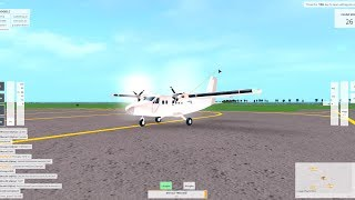 DHC-6-300 ' Twin Otter ' | Roblox velocidade Flight Simulator