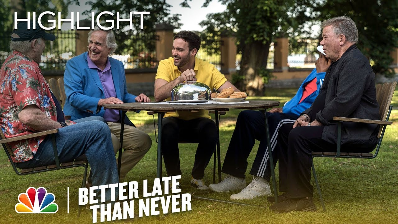 Download Better Late Than Never - An Acquired Taste (Episode Highlight)