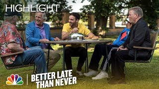 Better Late Than Never - An Acquired Taste (Episode Highlight)