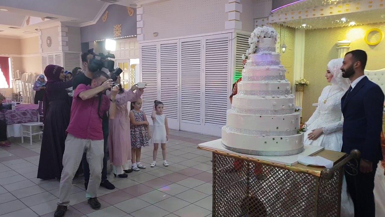 AYYILDIZ İLAHİ GRUBU pasta merasimi