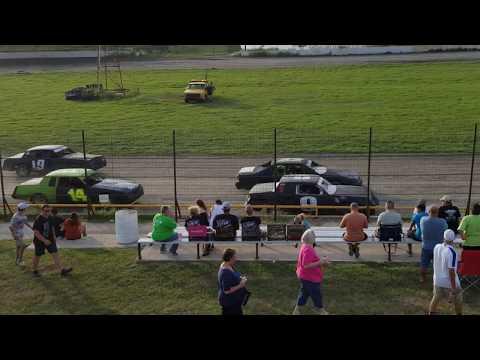 Texana Raceway Park Pure Stock Heat