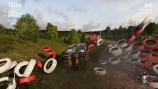 Wreckfest - Testaufnahme
