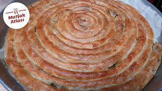EFSANE Boşnak Böreği Tarifi / Boşnak Böreği Nasıl