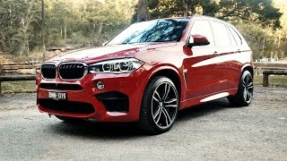 2015 BMW X5 M - Magnificent Machines - Episode 1
