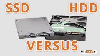 SSD oder HDD?