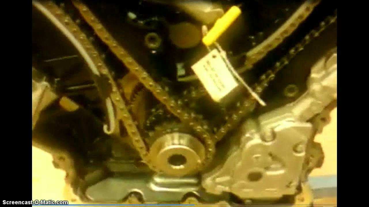 Camshaft Timing Verification Vm 30 Diesel Youtube Jeep Crank Sensor Problems
