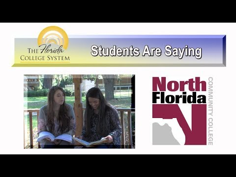 The Students Are Saying: Jordan Messer, North Florida Community College