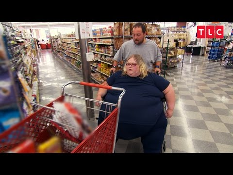 Routine Shopping Trips Are Embarrassing Chores For This Overweight Woman