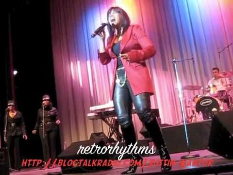 Rebbie Jackson Sings ' Home ' Live, 2011