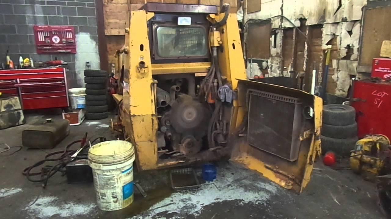 Case 1845c Cummins 39 Diesel Engine Youtube Wiring Schematic