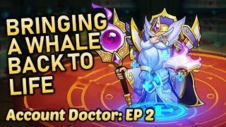 Idle Heroes Account Doctor - Reviving a Whale