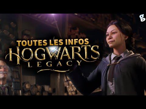 Hogwarts Legacy : Tout savoir sur le jeu HARRY POTTER !
