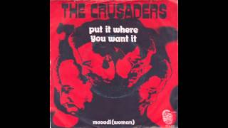 Put It Where You Want It - The Crusaders (1971) (HD Quality)
