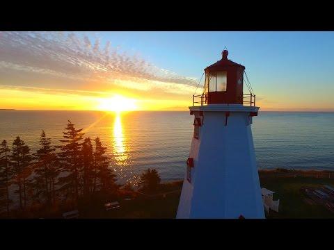 Exploring Canada's eastern shores    Nova Scotia & PEI    4K