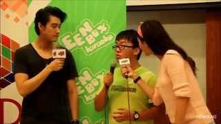 【超爆笑】幸运粉丝演唱《好久不见》- James杨永聪《Stay》MMU Cyberjaya校园创作交流会