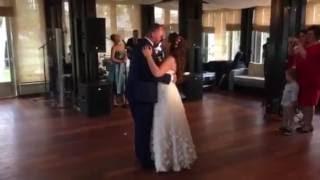 Свадебный танец. хореограф Андреева Дарья