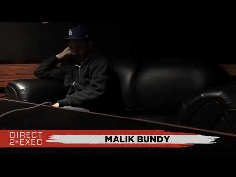 Malik Bundy Performs at Direct 2 Exec Los Angeles 3/4/18 - Dreamville Records
