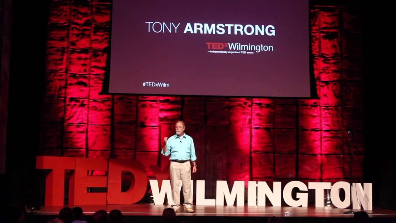 Happiness education | Anthony Armstrong | TEDxWilmington