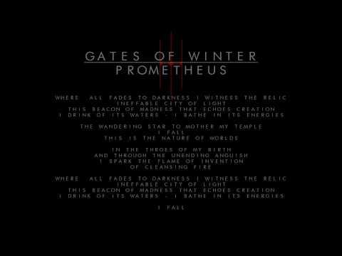 GATES OF WINTER - PROMETHEUS