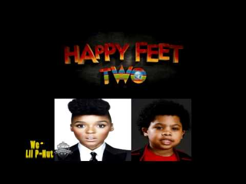 Janelle Monáe Feat. Lil P-Nut - Tightrope [Happy Feet Two Soundrack]