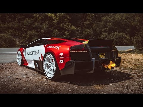 Meet The 710HP Straight Piped Lamborghini That's Banned From Switzerland!