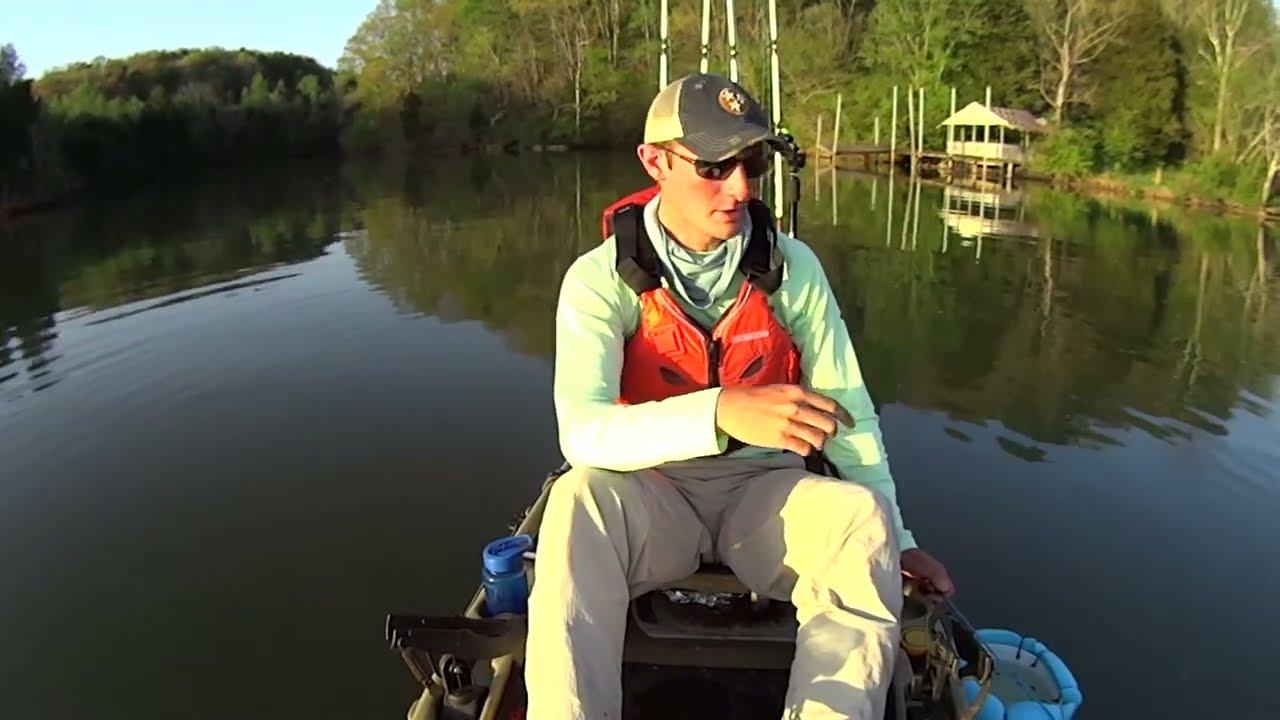 Simple diy baitwell livewell for kayak fishing youtube for Fishing kayak with livewell