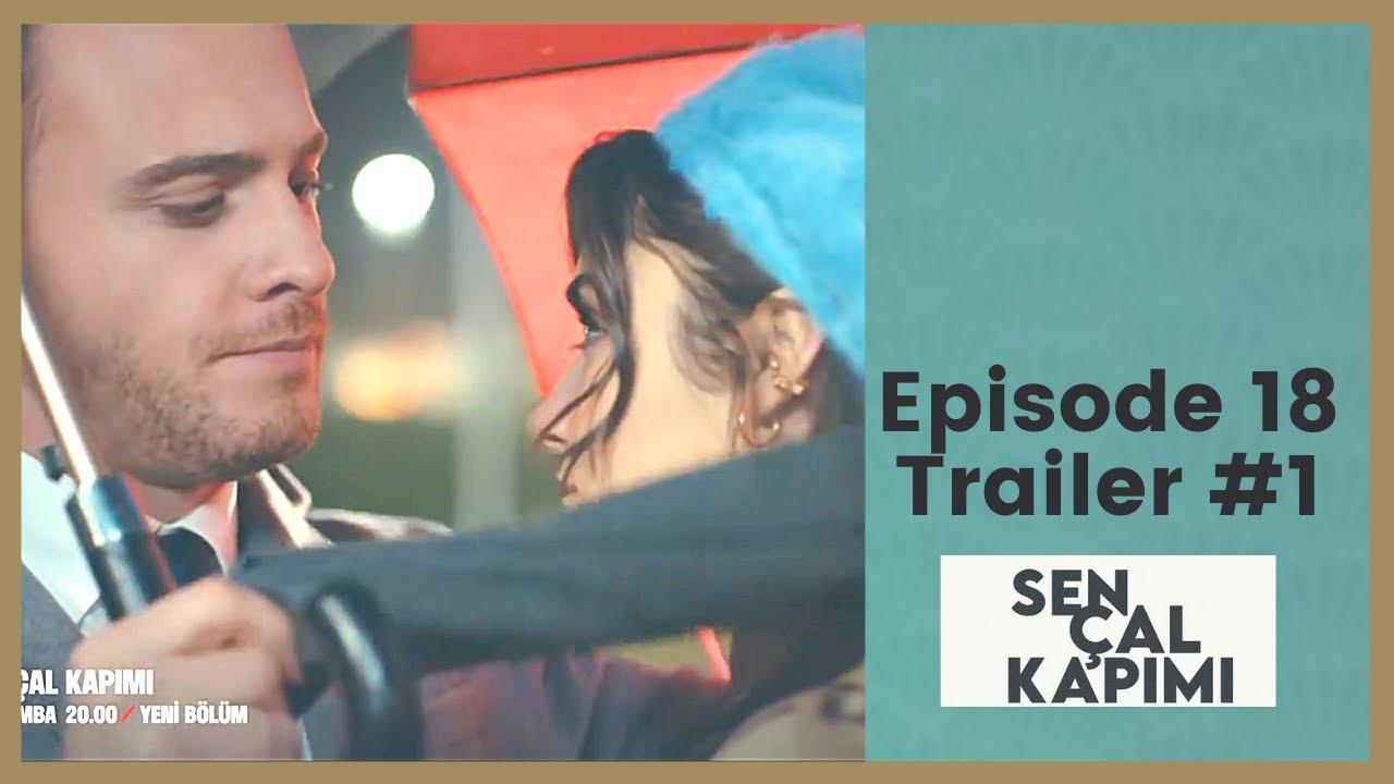 Sen Cal Kapimi Ep 18 Trailer 1 English 2020 Youtube