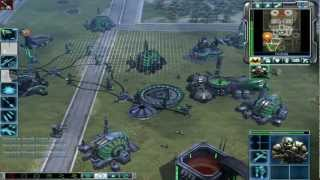 "How To Play: Command and Conquer 3 Tiberium Wars ""Erstes Match-Tutorial"""