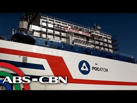 Can Russia's floating nuke power plant help avert energy sho
