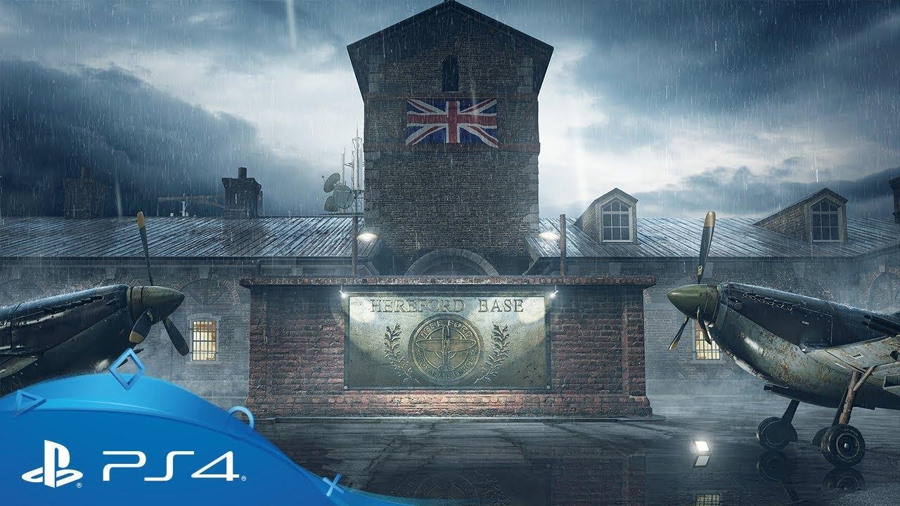 Tom Clancy's Rainbow Six Siege | Operation Grim Sky : Hereford Base Map Rework | PS4