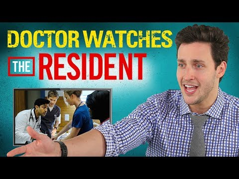 Real Doctor Reacts to THE RESIDENT  Medical Drama   Doctor Mike