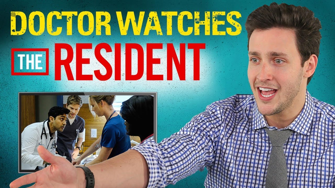 Download Real Doctor Reacts to THE RESIDENT | Medical Drama Review | Doctor Mike