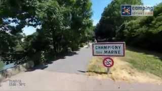 Camping 3 étoiles proche de Paris