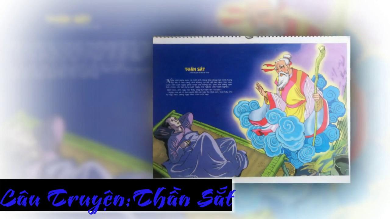 Truyện Tranh Mẫu Giáo 4-5 Tuổi |Thần Sắt Full(HD)