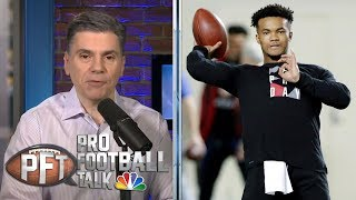 Kyler Murray continues to make case for No. 1 pick | Pro Football Talk | NBC Sports